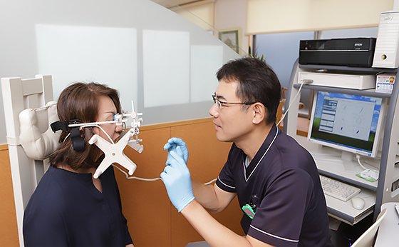 日本顎咬合学会認定医の治療